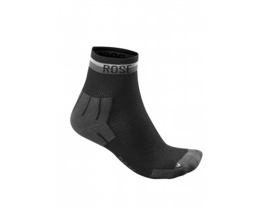 ROSE COLOURFEET socks black/grey