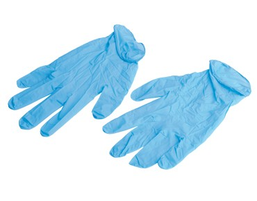 TeXXor nitrile disposable gloves 10 pairs