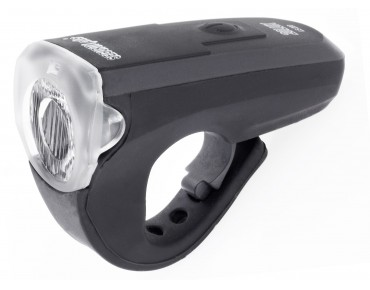 Security Plus LS200 LED-Frontleuchte schwarz