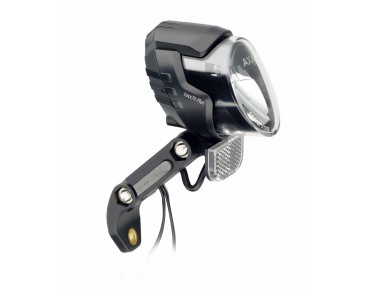 AXA Luxx 70 Plus Steady Auto front light black