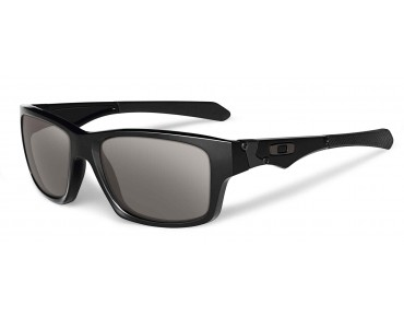 OAKLEY JUPITER SQUARED - occhiali polished black/grey