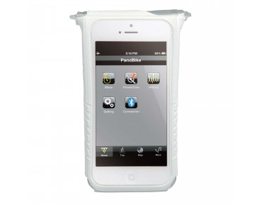 Topeak SmartPhone DryBag for Apple iPhone 5/5s/5c/SE white