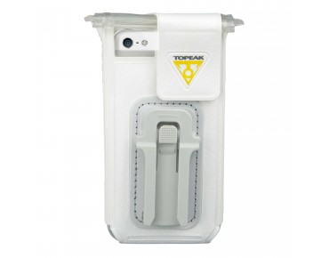 Topeak SmartPhone DryBag - custodia per Apple iPhone 5/5s/5c/SE white