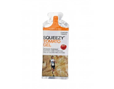 Squeezy gel single sachet à 33 g tomato