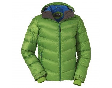 Jack Wolfskin SVALBARD MEN jacket basil green