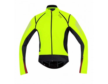 GORE BIKE WEAR XENON 2.0 Rad Jacke WINDSTOPPER Soft Shell (Thermo) neon/black