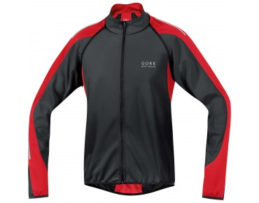 GORE BIKE WEAR PHANTOM 2.0 WS SO Zip-off-Jacke black/red