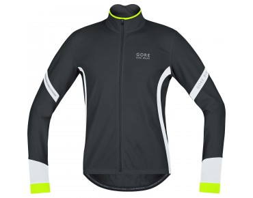 GORE BIKE WEAR POWER 2.0 thermal long-sleeved jersey black-white