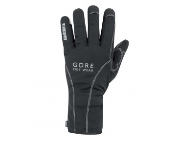 GORE BIKE WEAR ROAD THERMO WINDSTOPPER Handschuhe black