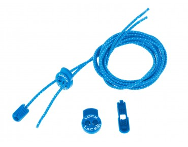 Lock Laces lacing system (1 pair) royal