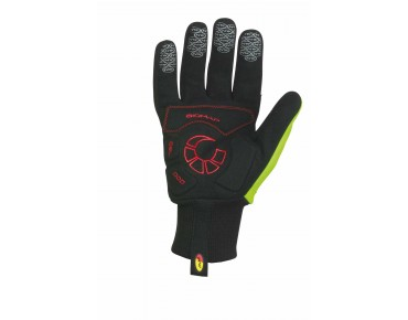 NORTHWAVE POWER gloves black/green fluo