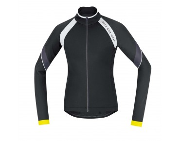 GORE BIKE WEAR POWER 2.0 thermal jersey for women black-white