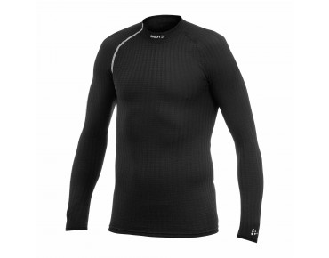 CRAFT ACTIVE EXTREME CN long-sleeved base layer black/platinum