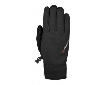 ROECKL REBSTEIN WINDSTOPPER winter gloves black