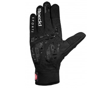 ROECKL RABAL WINDSTOPPER soft shell winter gloves black