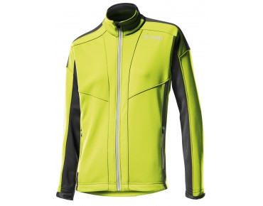 Löffler WINDSTOPPER SOFT SHELL WARM Damen Jacke hellgrün