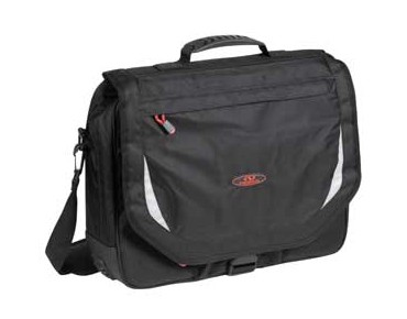 FRAZER Office Bag with KLICKfix rail schwarz
