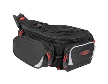 NORCO CARSON seat post bag incl. KLICKfix adapter black