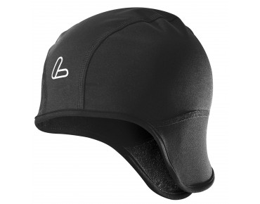 Löffler GORE WINDSTOPPER SOFTSHELL WARM helmet hat black