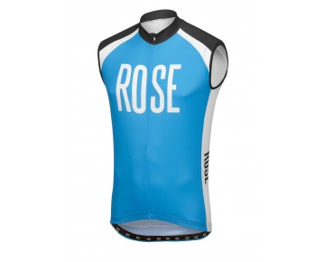 ROSE LINIE 14 jersey sleeveless black/sky