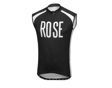 ROSE LINIE 14 jersey sleeveless black/white