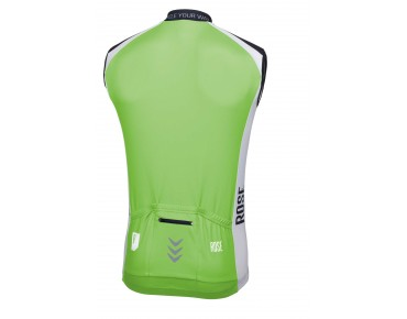 ROSE LINIE 14 jersey sleeveless black/green