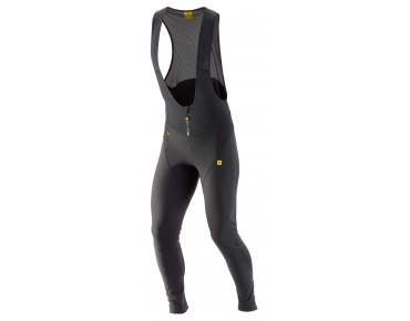 MAVIC INFERNO Warm Shell thermal bib tights without seat pad black