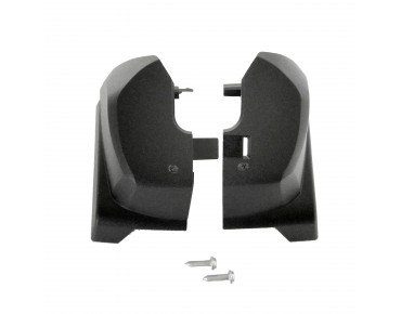 Bosch frame battery holder schwarz