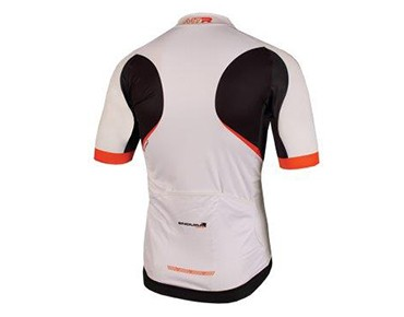 ENDURA MTR RACE jersey white