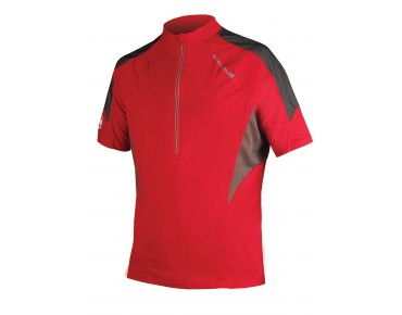 ENDURA bike shirt HUMMVEE LITE red