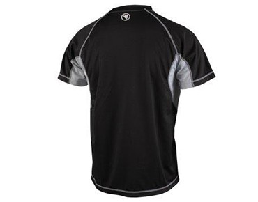 ENDURA CAIRN t-shirt black/grey