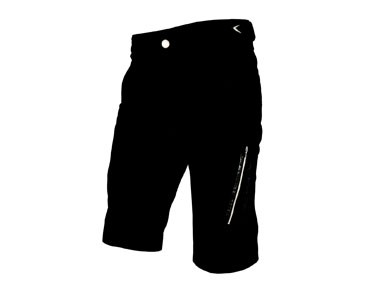ENDURA SINGLETRACK LITE cycling shorts black