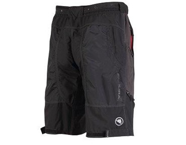 ENDURA HUMMVEE cycling shorts black