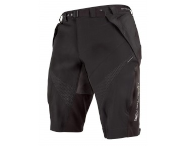 ENDURA MT500 SPRAY baggy shorts black