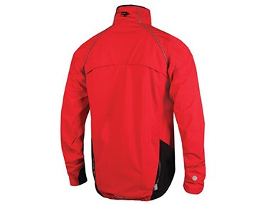 ENDURA waterproof jacket HELIUM red