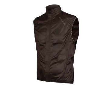 ENDURA PAKAGILET windproof vest black