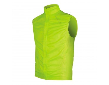 ENDURA PAKAGILET windproof vest yellow