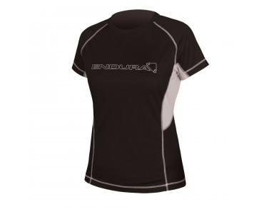 ENDURA PULSE Damen Funktionsshirt black/grey