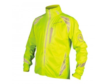 ENDURA LUMINITE II waterproof jacket neon yellow