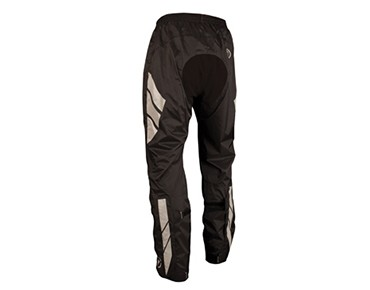ENDURA LUMINITE Regenhose black