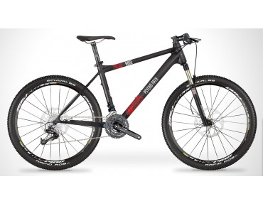 ROSE PSYCHO PATH 1 2013 carbon-matt/red-white