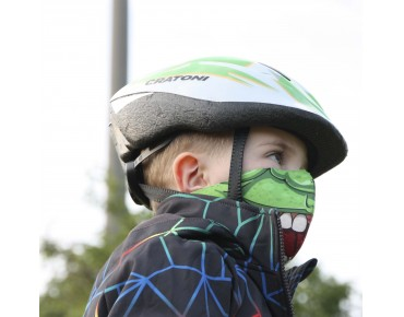 P.A.C. MASK'z kids' face protection Kids Monster