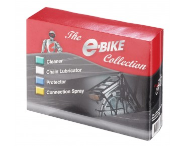 Cyclon E-Bike Collection Box Pflegeset
