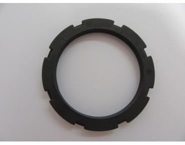 Bosch lock ring for chainring