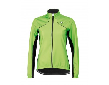 Giordana FUSION 13 WINDTEX women's thermal jacket fluo green