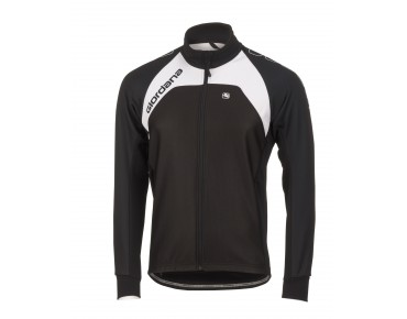 Giordana SILVERLINE WINDTEX Thermo-Jacke black