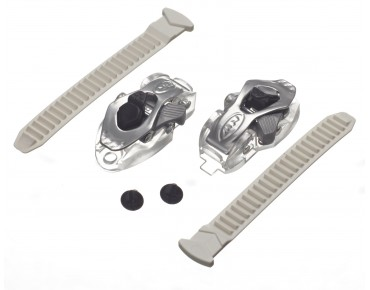 NORTHWAVE SBS Ratchet strap and buckle set white