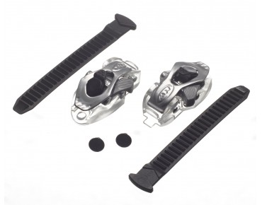 NORTHWAVE SBS Ratchet strap and buckle set black