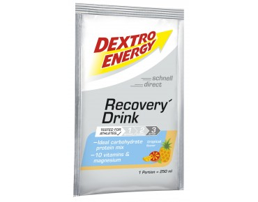 Dextro Energy drink powder Recovery Drink tropical