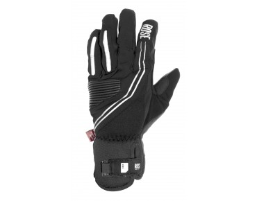 ROSE CYCLE winter gloves black/silver